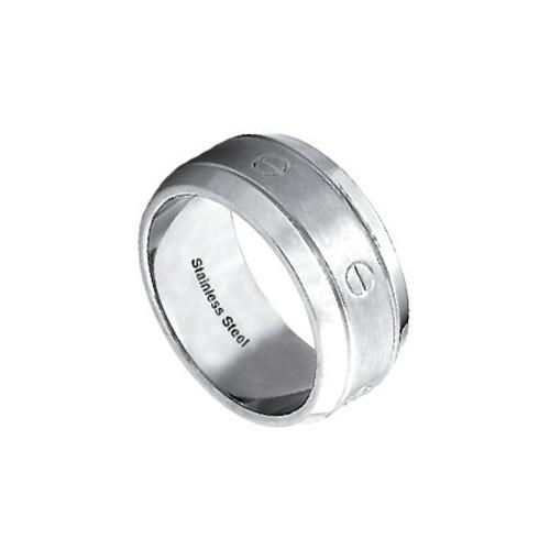 Ocelový prsten - RSS31