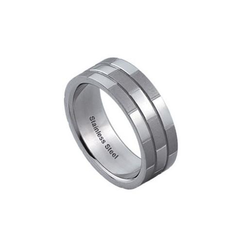 Ocelový prsten - RSS61