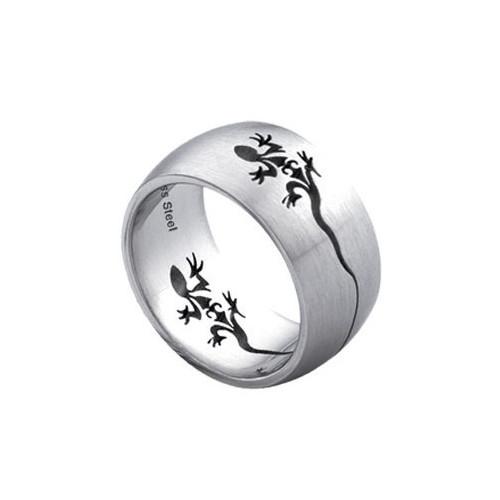 Ocelový prsten - RSS41