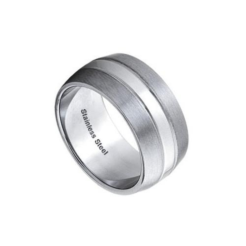 Ocelový prsten - RSS52