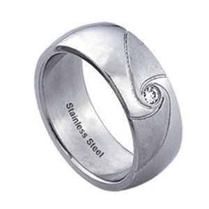 Ocelový prsten - RSS26